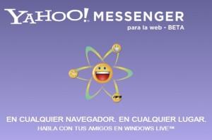 web messenger yahoo