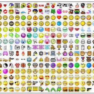 Descargar emoticones para MSN