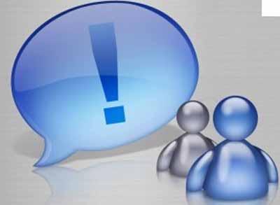 messenger configurar pagina de inicio