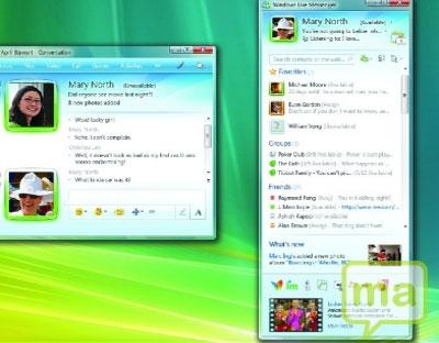 Messenger Windows Live