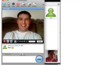 Messenger Videollamada