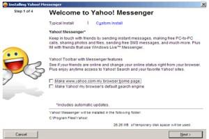 Messenger Yahoo