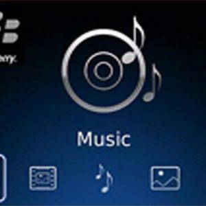 Blackberry Messenger Music
