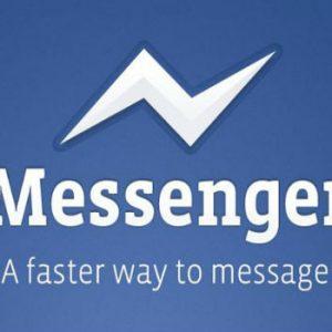 Nuevo Messenger móvil de Facebook