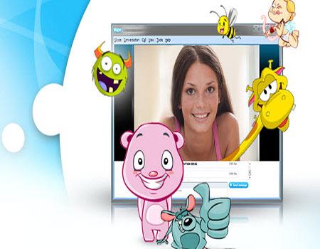 Messenger Skype 2
