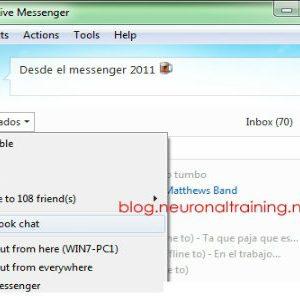 La influencia de Messenger
