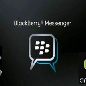 Extension de Blackberry Messenger