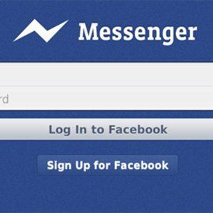 Facebook Messenger versión 1.8