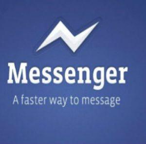 Facebook Messenger: Mensajes