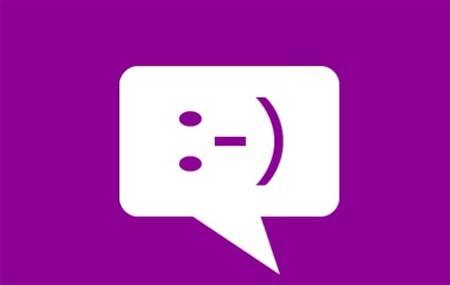 mensajes windows 8